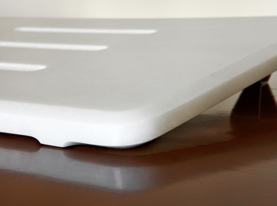 costas bissas alkioni μαρμάρινη βάση υπολογιστή