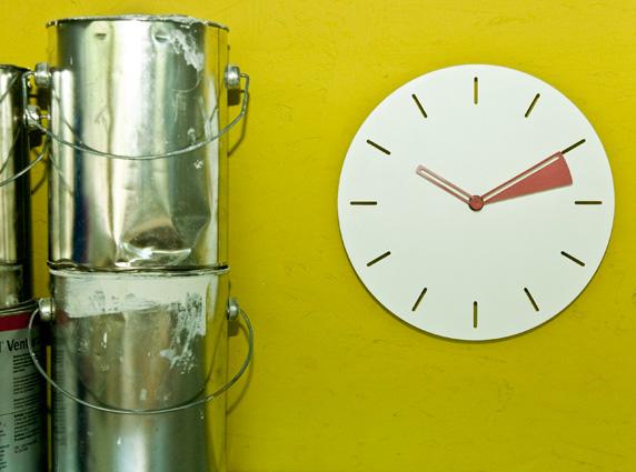 pulpo clock ρολόι τοίχου