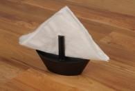 sailboat napkin holder μοντέρνα χαρτοπετσετοθήκη