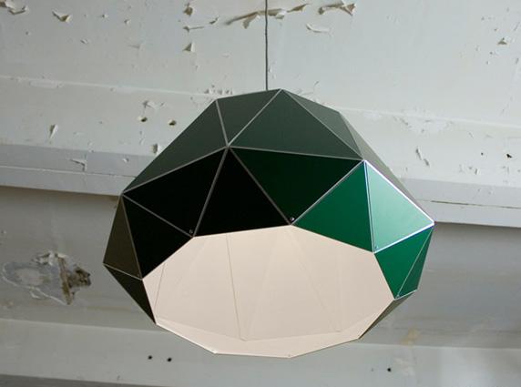 sander mulder carat ceiling light φωτιστικό οροφής